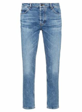 HUGO 634 Tapered Jeans Herren, Blau