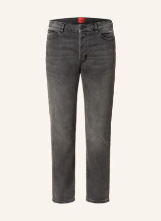 HUGO 634 Tapered Jeans Herren, Grau