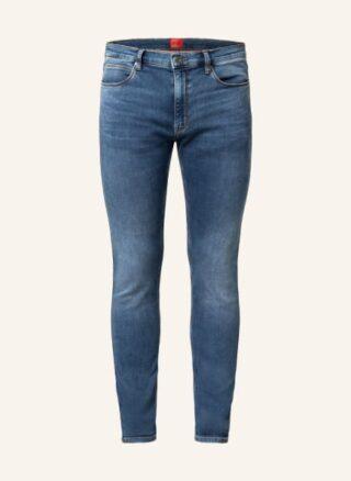 HUGO 734 Slim Fit Jeans Herren, Blau