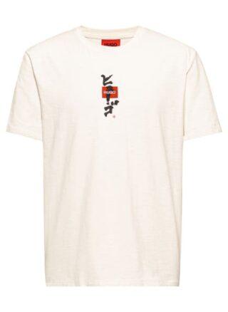 HUGO Dasabi T-Shirt Herren, Weiß