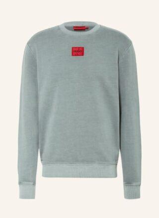 HUGO Diragol Sweatshirt Herren, Blau