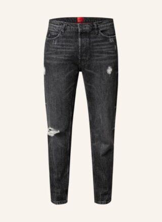 HUGO Jeans 634 Tapered Jeans Herren, Grau