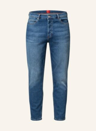 HUGO Tapered Jeans Herren, Blau