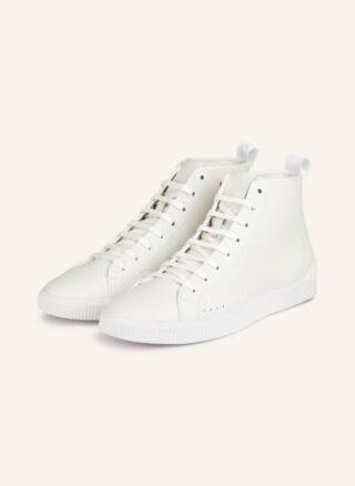 HUGO Zero Hightop-Sneaker Herren, Weiß
