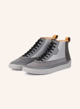 HUGO Zero Hito Hightop-Sneaker Herren, Grau