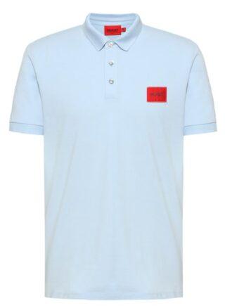 HUGO dereso212 Poloshirt Herren, Blau