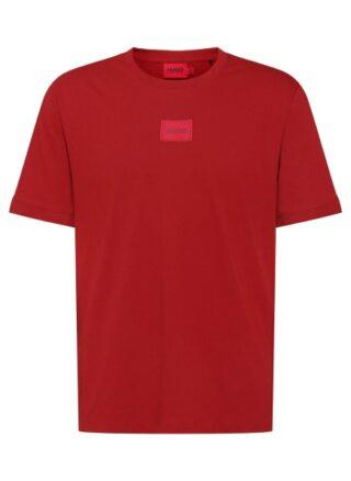HUGO diragolino212 T-Shirt Herren, Rot