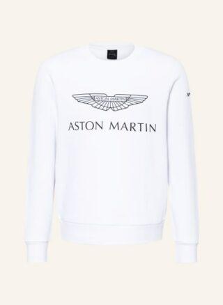 Hackett London Sweatshirt Herren, Weiß