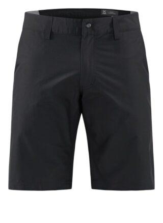 Haglöfs Amfibious Shorts Herren, Schwarz