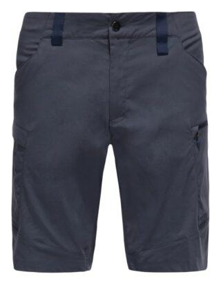 Haglöfs Mid Fjell Shorts Herren, Blau