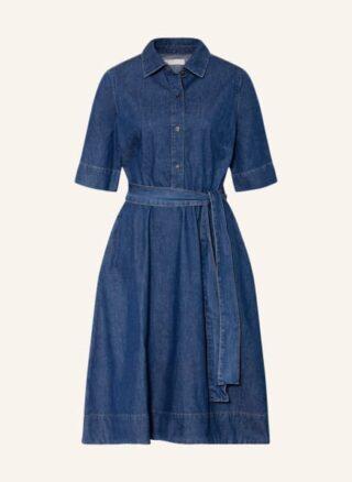 Hobbs Fern Jeanskleid Damen, Blau