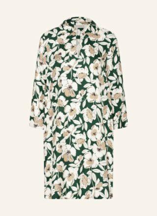 Hobbs Marea Ausgestelltes Kleid Damen, Grün