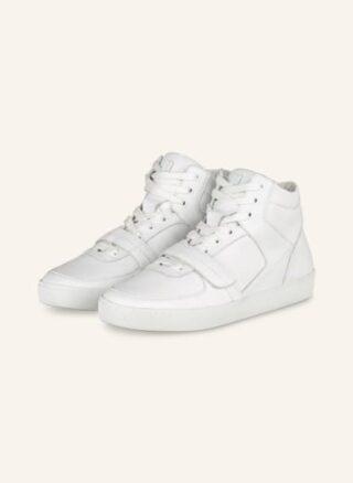 Högl Run Through Hightop-Sneaker Damen, Weiß