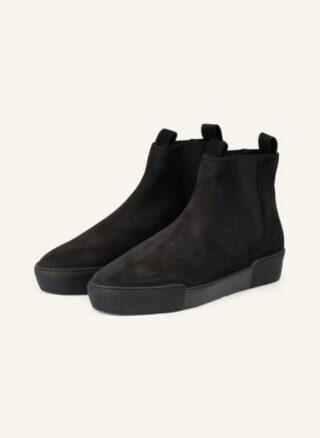 Högl Uptown Hightop-Sneaker Damen, Schwarz
