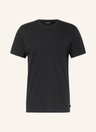 J.LINDEBERG T-Shirt Herren, Schwarz
