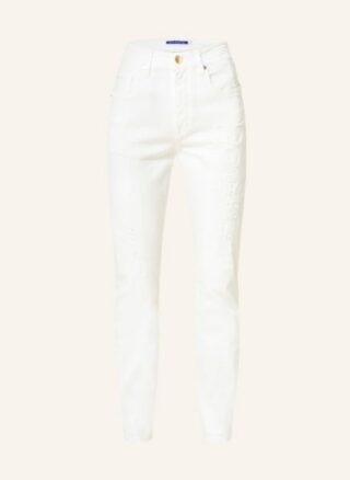JACOB COHEN Jeans Olivia Slim Fit Jeans Damen, Weiß
