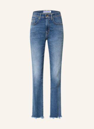 JACOB COHEN Kate Straight Leg Jeans Damen, Blau