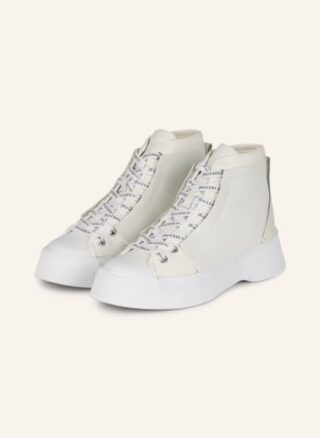 JW ANDERSON Plateau-Sneaker Damen, Weiß