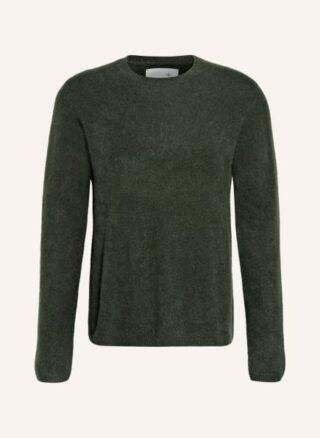 Juvia Cashmere-Pullover Herren, Grün