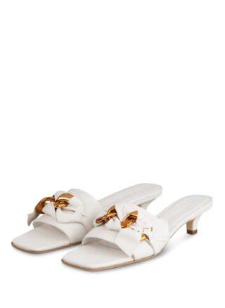 Kennel & Schmenger Bali Pantoletten Damen, Weiß