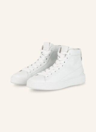 Kennel & Schmenger Hightop-Sneaker Damen, Weiß