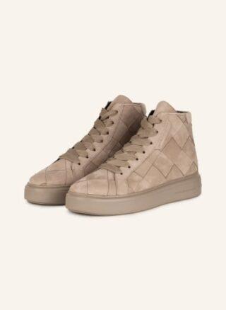 Kennel & Schmenger Pro Hightop-Sneaker Damen, Beige