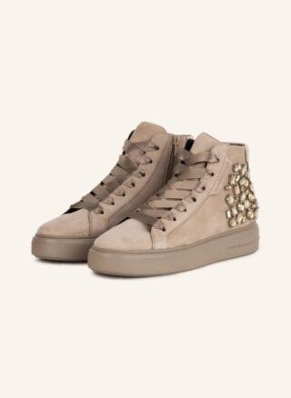 Kennel & Schmenger Pro Plateau-Sneaker Damen, Beige