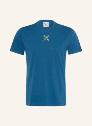 Kenzo Sport Classic T-Shirt Herren, Blau