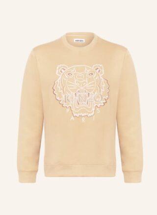 Kenzo Tiger Sweatshirt Herren, Beige