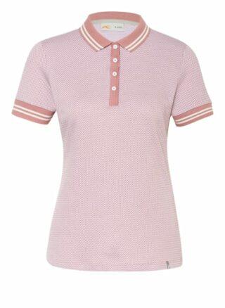 Kjus Ella Poloshirt Damen, Pink