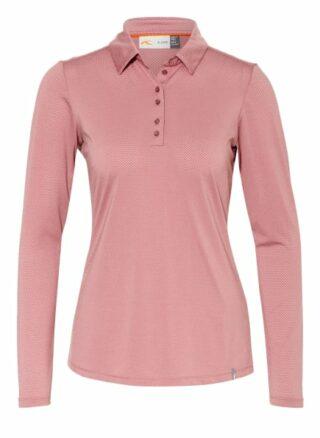 Kjus Eve Poloshirt Damen, Pink
