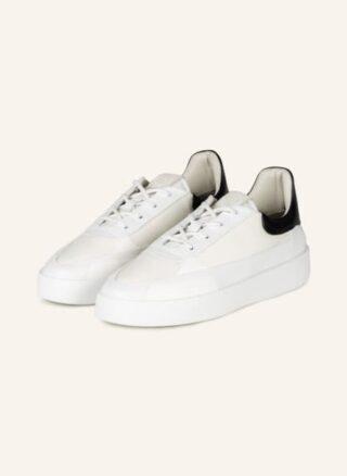 LEANDRO LOPES Marine Sneaker Herren, Weiß