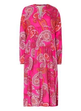 LIEBLINGSSTÜCK Efual Ausgestelltes Kleid Damen, Pink