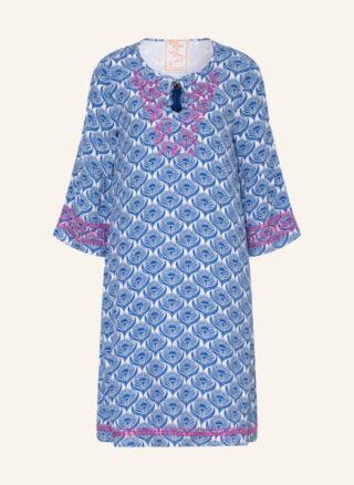 LIEBLINGSSTÜCK Rahell Ausgestelltes Kleid Damen, Blau