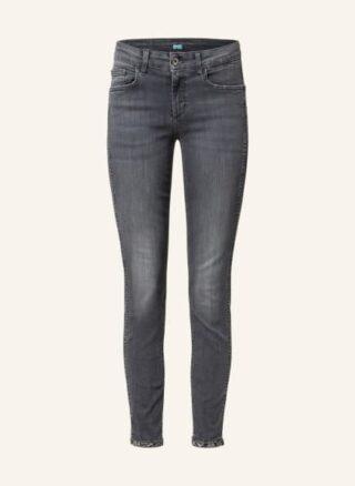 LIU JO Jeans 7/8 Skinny Jeans Damen, Grau