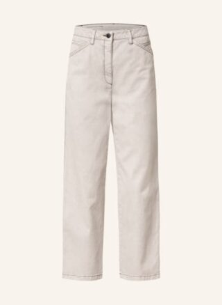 LUISA CERANO Jeans-Culotte Damen, Grau