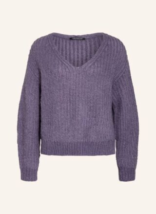LUISA CERANO Pullover Damen, Lila