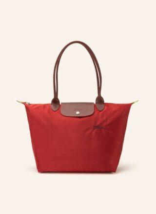 Longchamp Le Pliage L Shopper Damen, Rot