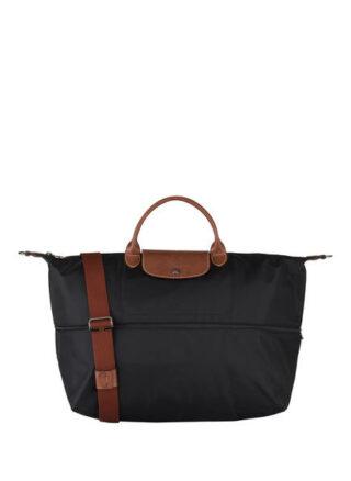 Longchamp Le Pliage Reisetasche Damen, Schwarz