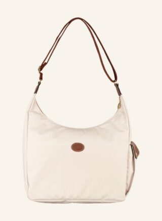 Longchamp Pliage Hobo-Bag Damen, Beige