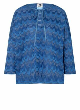 M Missoni Pullover Damen, Blau