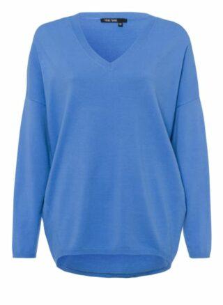 MARC AUREL Pullover Damen, Blau