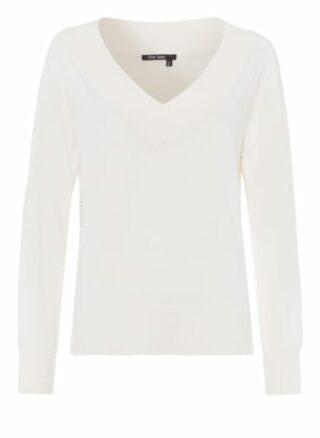 MARC AUREL Pullover Damen, Weiß