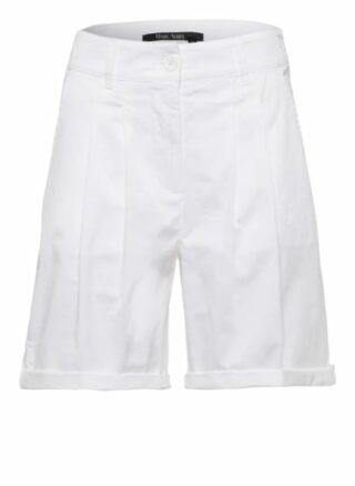 MARC AUREL Shorts Damen, Weiß