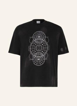 MARCELO BURLON Oversized-Shirt Herren, Schwarz