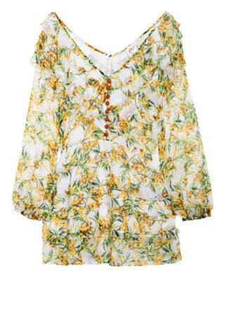 MARYAN MEHLHORN Mimosa Strandkleid Damen, Weiß