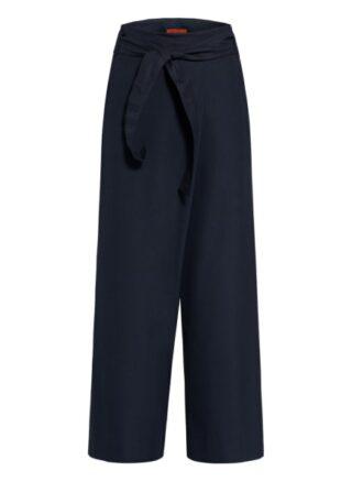 MAX & Co. Rullante Culotte Damen, Blau