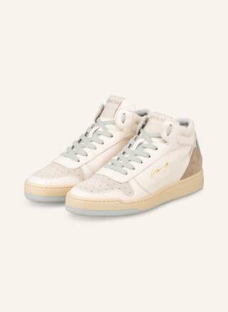MÉLINÉ Hightop-Sneaker Damen, Beige