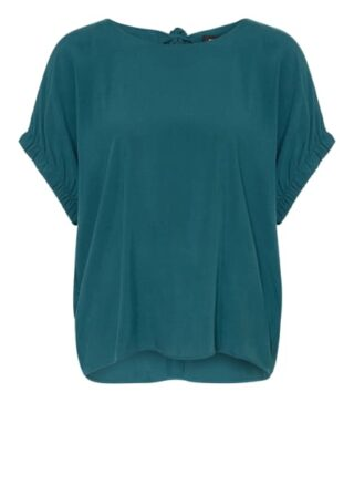 MORE & MORE Blusenshirt Damen, Grün