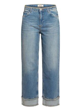 MOS MOSH Cora Free Jeans-Culotte Damen, Blau